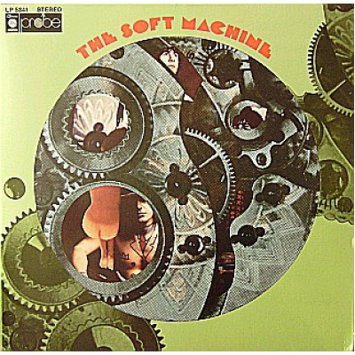 Soft Machine –  The Soft Machine