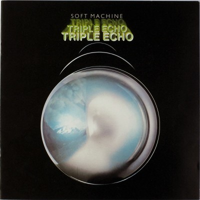 Soft Machine ‎– Triple Echo 3LP BOX