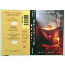 Кассета Andreas Vollenweider - Book Of Roses (Sixteen Episodes / Four Chapters)