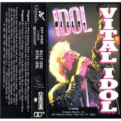 Billy Idol – Vital Idol