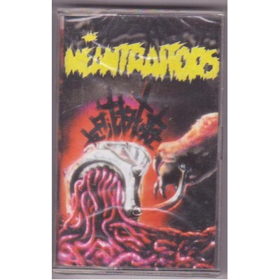 Кассета The Meantraitors ‎– Guts For Sale - RARE