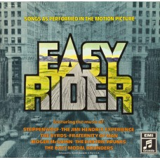 Various ‎– Easy Rider (Songs As Performed In The Motion Picture)