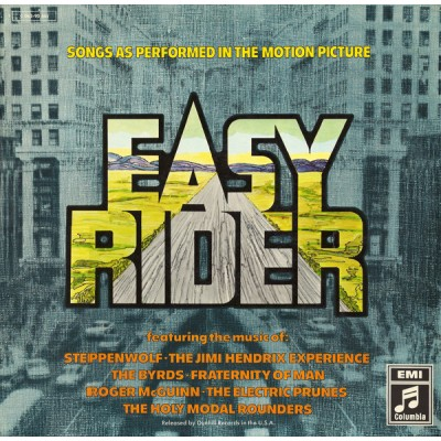 Various – Easy Rider (Songs As Performed In The Motion Picture)