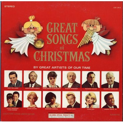 Various - The Great Songs Of Christmas, Album Five