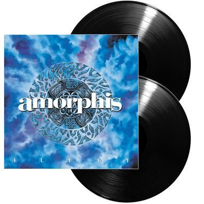Amorphis – Elegy 2LP Gatefold 2015 Reissue Ltd Ed