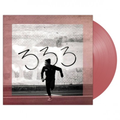 The Fever 333 ‎– STRENGTH IN NUMB333RS LP Pink Vinyl Ltd Ed NEW 2019