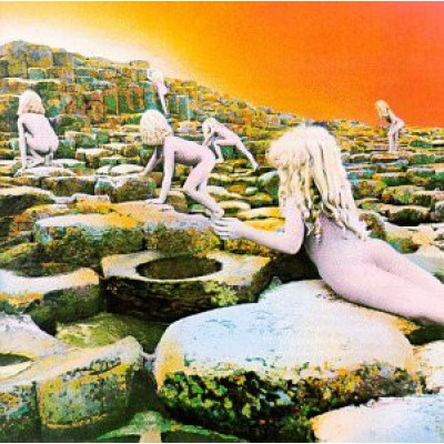 Led Zeppelin ‎– Houses Of The Holy LP Gatefold Japan
