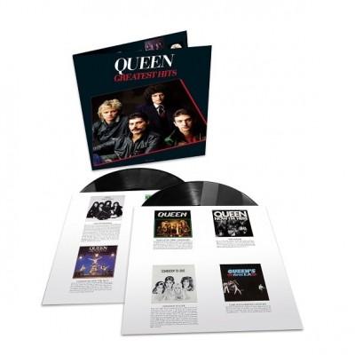 Queen – Greatest Hits 2LP Gatefold 2016 Reissue