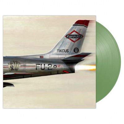 Eminem - Kamikaze LP 2019 NEW Ltd Ed Olive Green Vinyl