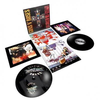 Guns N' Roses - Appetite For Destruction 2LP Deluxe