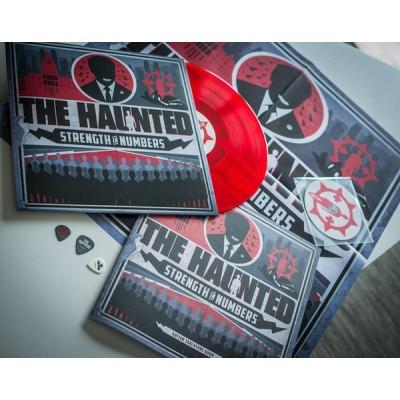 The Haunted - Strength In Numbers LP Red Vinyl Ltd Ed 500 copies