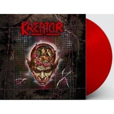 Kreator – Coma Of Souls 3LP Gatefold Red Vinyl 2018 NEW Reissue Ltd Ed