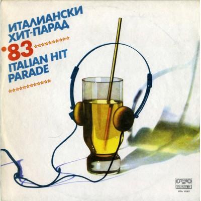Various - Italian Hit Parade' 83