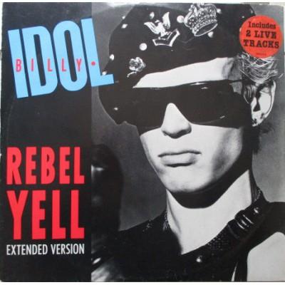 Billy Idol - Rebel Yell 12''