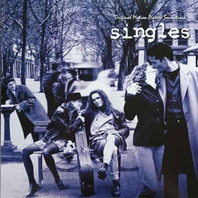 Various – Singles (Original Motion Picture Soundtrack) 2LP + CD Gatefold Deluxe Edition 25th Anniversary