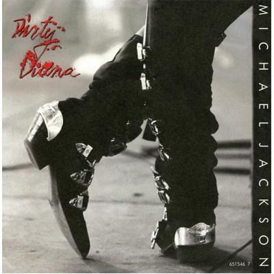 Michael Jackson - Dirty Diana 7''