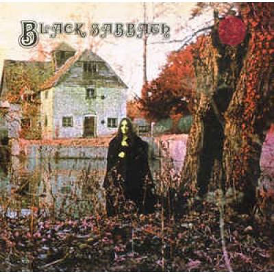 Black Sabbath – Black Sabbath LP Gatefold 2015 Reissue