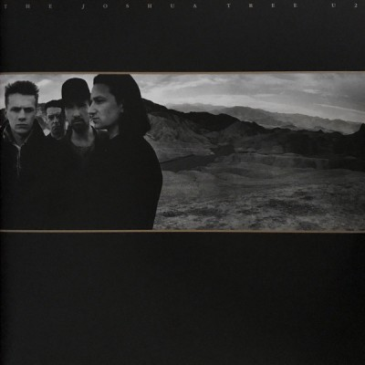 U2 - The Joshua Tree 2LP 2017 Reissue