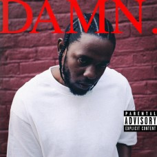 Kendrick Lamar - Damn. 2LP Gatefold