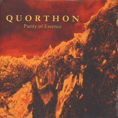 Quorthon - Purity Of Essence 2LP Gatefold 2017 Reissue