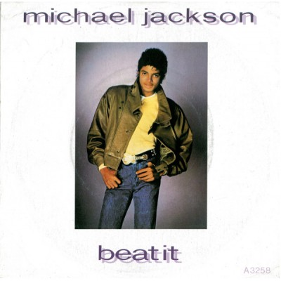 Michael Jackson - Beat It 7''