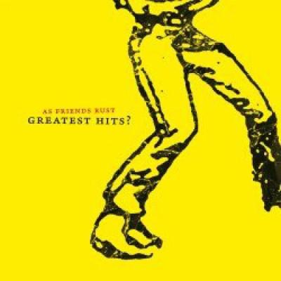As Friends Rust - Greatest Hits? LP Yellow Vinyl