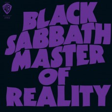 Black Sabbath - Master Of Reality LP US Gatefold Deluxe Edition