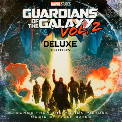 Various - Guardians of the Galaxy Vol. 2 2LP Gatefold Deluxe Edition