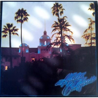 Eagles - Hotel California LP 1976 Germany Gatefold