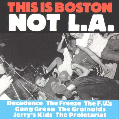 Various - This Is Boston, Not L.A.