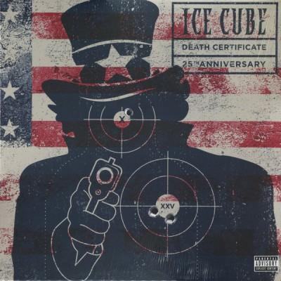 Ice Cube - Death Certificate (25th Anniversary) 2LP Gatefold