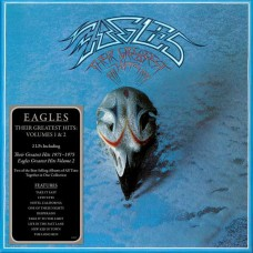 Eagles - Their Greatest Hits Volumes 1 & 2 2LP