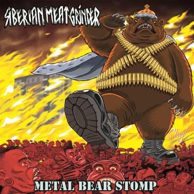 Siberian Meat Grinder - Metal Bear Stomp