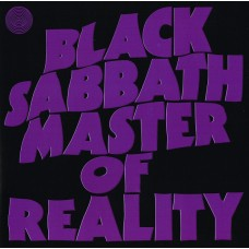 Black Sabbath - Master Of Reality LP 2015 Reissue