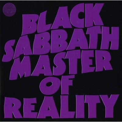 Black Sabbath - Master Of Reality LP 2015 Reissue