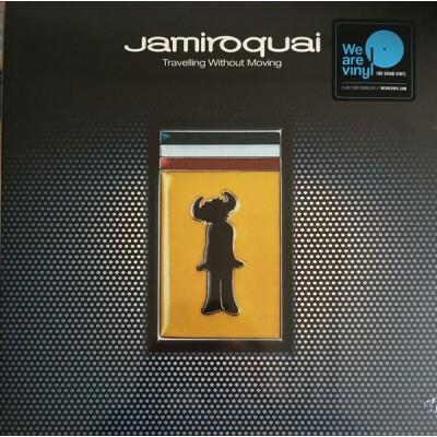 Jamiroquai - Travelling Without Moving 2LP Gatefold