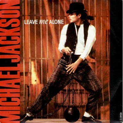 Michael Jackson - Leave Me Alone 7''