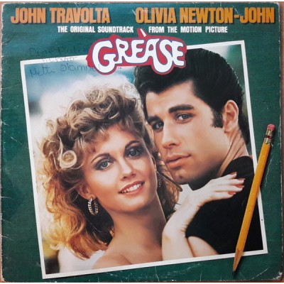 Various - Grease (The Original Soundtrack From The Motion Picture) 2LP Gatefold