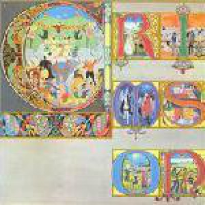 King Crimson - Lizard LP Germany Gatefold