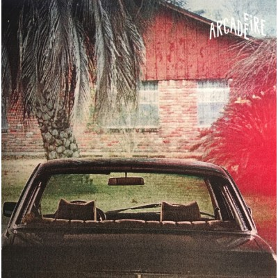Arcade Fire - The Suburbs 2LP Gatefold