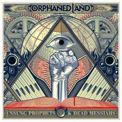 Orphaned Land ‎– Unsung Prophets & Dead Messiahs 2LP+CD