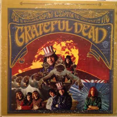 The Grateful Dead – The Grateful Dead LP US 1967 Gold Labels
