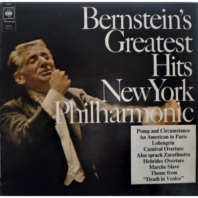Bernstein, New York Philharmonic - Bernstein's Greastest Hits