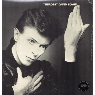 "David Bowie - ""Heroes"" LP NEW 2018 Reissue"