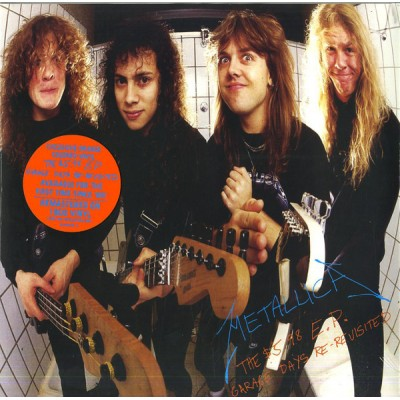 Metallica - The $5.98 E.P. - Garage Days Re-Revisited