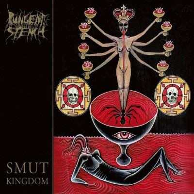 Pungent Stench - Smut Kingdom LP 2018 NEW