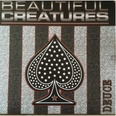 Beautiful Creatures - Deuce LP Red Vinyl Ltd Ed 300 copies