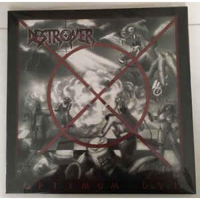Destroyer – Optimum D.S.I. LP Lted Ed 300 Copies