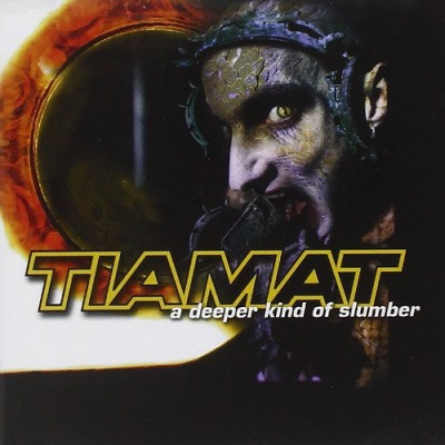 Tiamat - A Deeper Kind Of Slumber 2LP White Vinyl Ltd Ed  200 copies