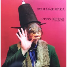 Captain Beefheart & His Magic Band - Trout Mask Replica 2LP Gatefold + 7'' NEW 2018 Reissue